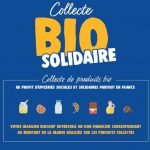 Collecte alimentaire solidaire